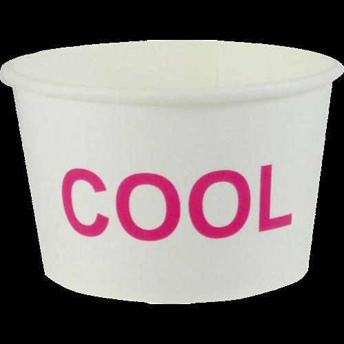 CKDP4 - 4 OZ. Paper Dessert Cup