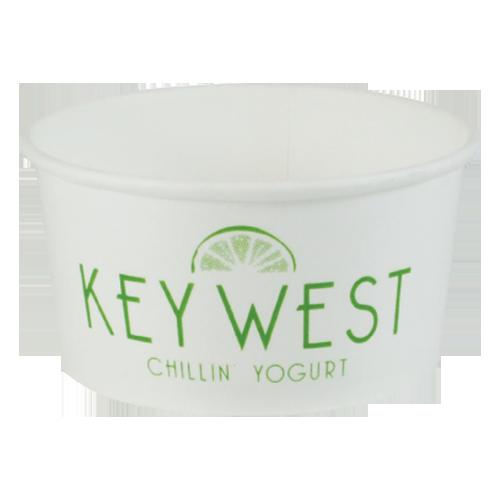 CKDP6 - 6 oz. Paper Dessert cup