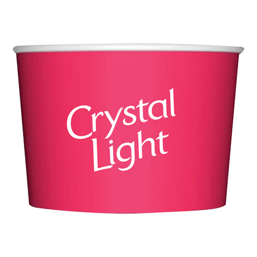 CKDPC16 - Colored 16 oz.Paper Dessert Cup