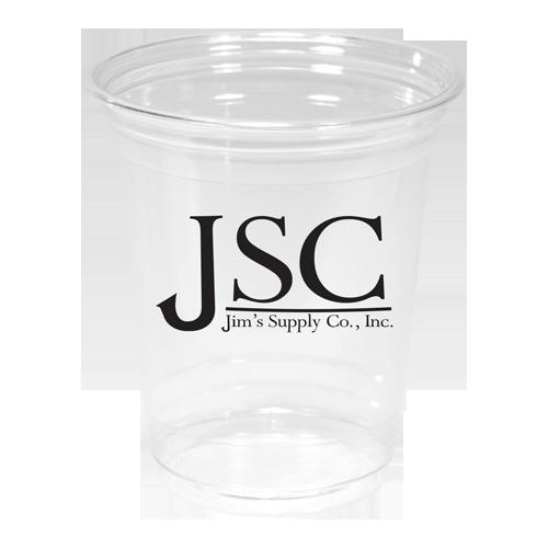 EL12 - 12/14 oz.EasyLine Clear Plastic Cup