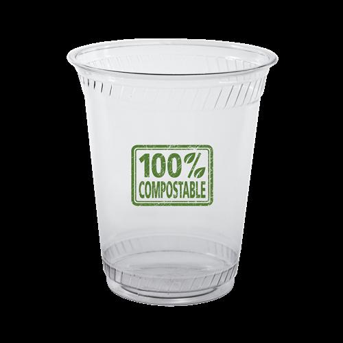 GC12-OS - 12/14 oz. Greenware Cup