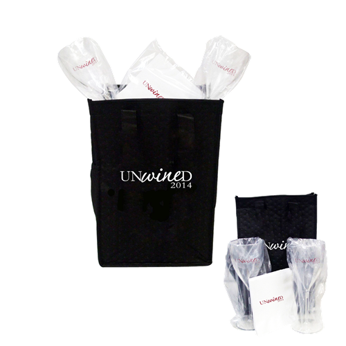 WINEKIT-CR - Wine Kit for 2 - in a Cooler