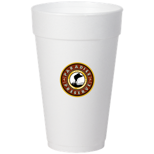 20 oz. Foam Cup