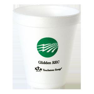 8 oz. Foam Cup