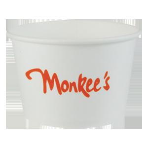 8 oz. Paper Dessert Cup