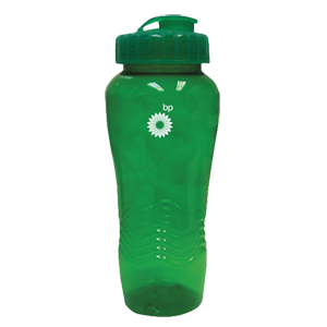 26 oz. Classic Wave Sports Bottle