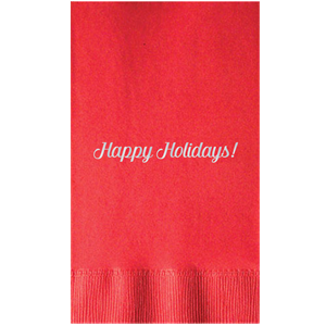 Deep Tone Colored 2-Ply Dinner Napkins