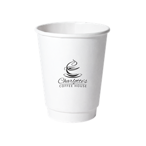 12 oz. Double Wall Insulated Paper Cup