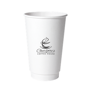 16 oz. Double Wall Insulated Paper Cup