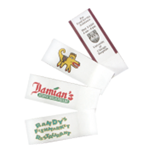 Self-Adhesive Napkin Bands