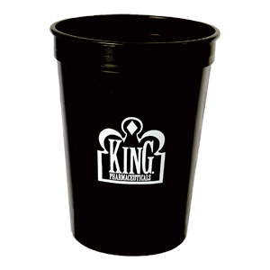 12 oz. Smooth Colored Stadium Cup