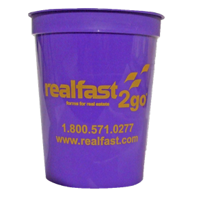 16 oz. Smooth Colored Cup