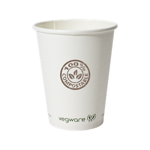 12 oz. Compostable Paper Hot Cup