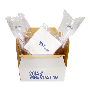 Wine Kit for 2 - in a Box