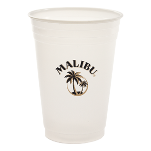 10 oz. Translucent Plastic Cup