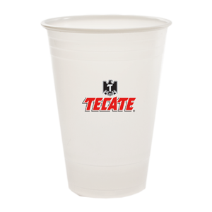 16/18 oz. Translucent Plastic Cups