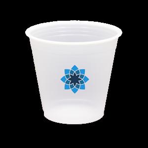 5 oz.Translucent Plastic Cup