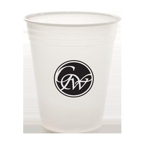 7 oz. Translucent Plastic cup